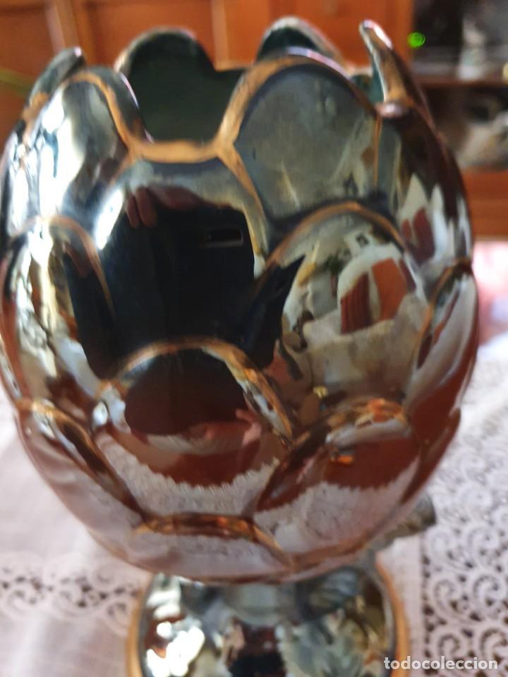 Antigüedades: Antiguo jarron - Foto 2 - 215447696