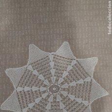 Antigüedades: TAPETE DE CROCHÉ. Lote 215484715