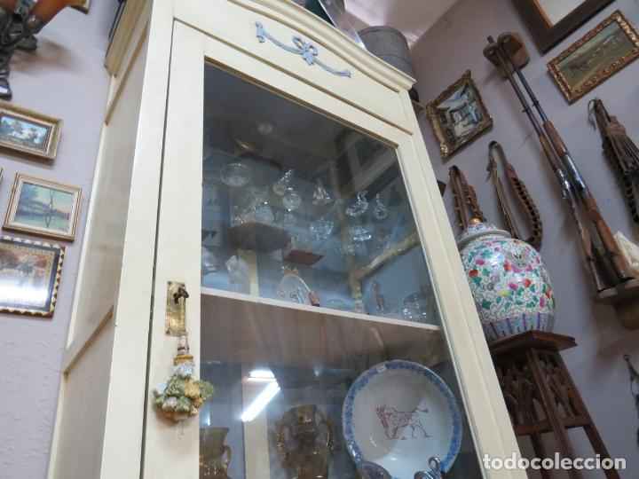 Antigüedades: VITRINA EXPOSITORA - Foto 5 - 215498147