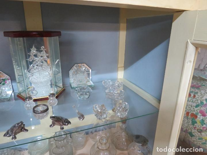 Antigüedades: VITRINA EXPOSITORA - Foto 10 - 215498147