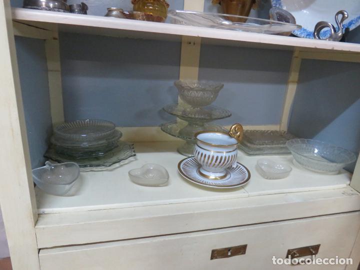 Antigüedades: VITRINA EXPOSITORA - Foto 12 - 215498147