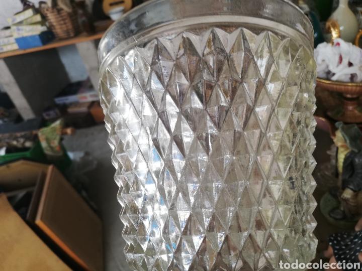 Antigüedades: Copa.. Copón de cristal italiano.. Gran tamaño.. Sin roturas.. Años 50 - Foto 3 - 215660512