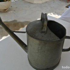 Antigüedades: ANTIGUA REGADERA DE CINC. Lote 215826913