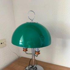 Antigüedades: LAMPARA DE MESA LYMA EN MUY BUEN ESTADO TIPO LAMPARA FASE. Lote 215921578