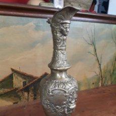 Antigüedades: JARRON EN BRONCE O SIMILAR 41 CM. Lote 215954098