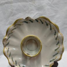 Antigüedades: MANCERINA RESTAURADA DE RIBESALBES SIGLO XIX. Lote 215966497