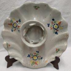 Antigüedades: MANCERINA DE ALCORA SIGLO XIX. Lote 215967513