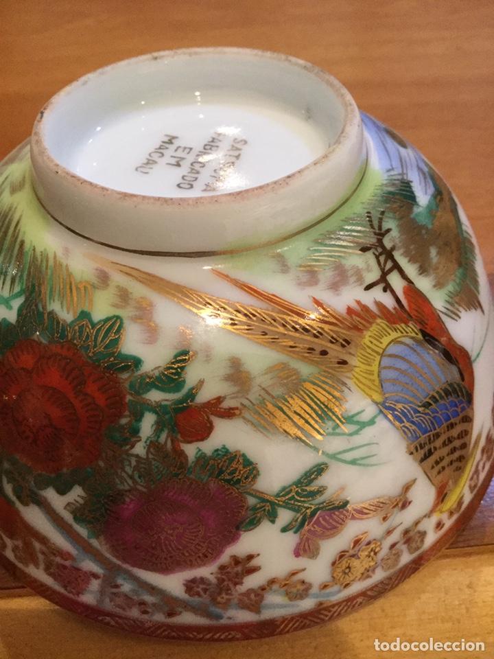 Antigüedades: Porcelana china Macau - Foto 2 - 215970711