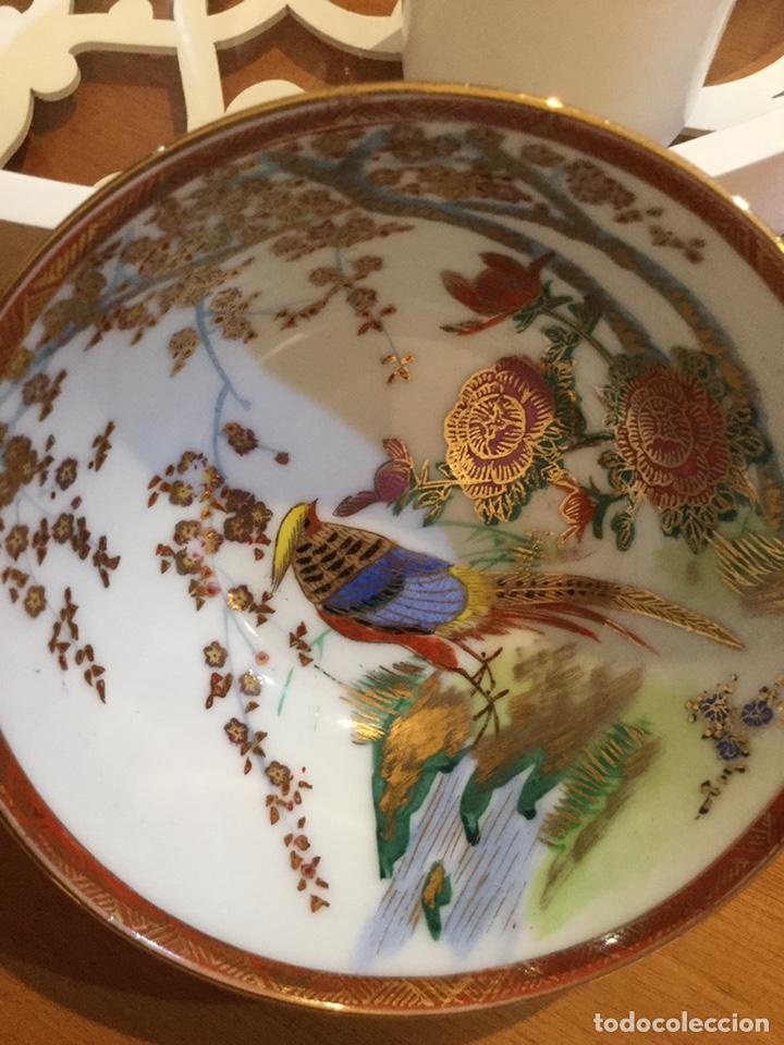 Antigüedades: Porcelana china Macau - Foto 3 - 215970711