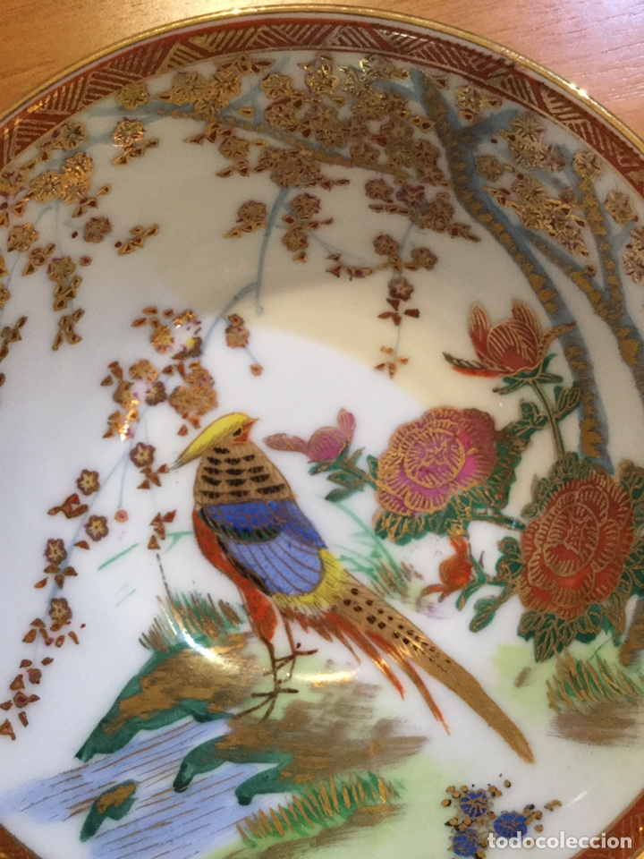 Antigüedades: Porcelana china Macau - Foto 4 - 215970711