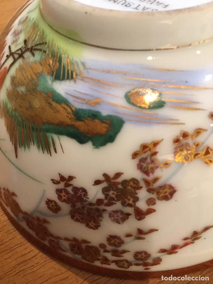 Antigüedades: Porcelana china Macau - Foto 6 - 215970711