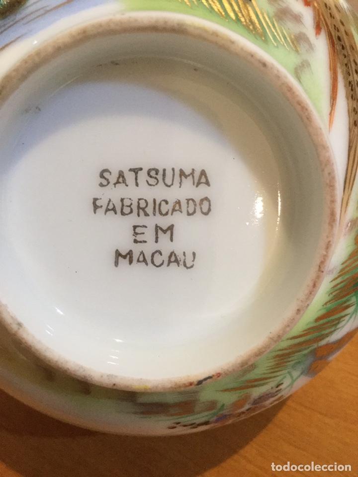 Antigüedades: Porcelana china Macau - Foto 7 - 215970711