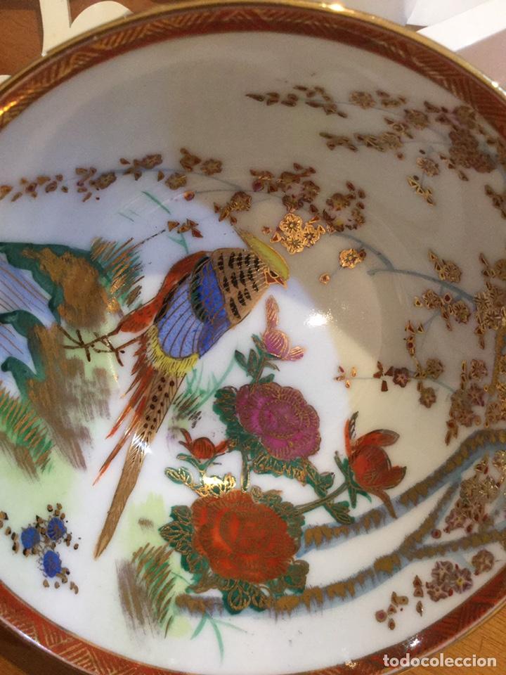 PORCELANA CHINA MACAU (Antigüedades - Porcelanas y Cerámicas - China)