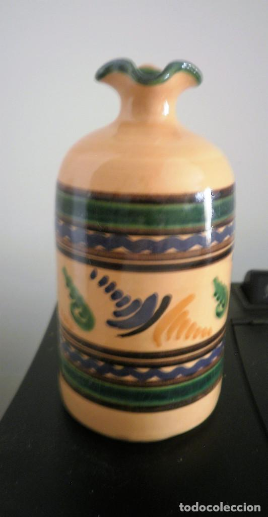 Antigüedades: Jarra de cerámica - Foto 2 - 216008027