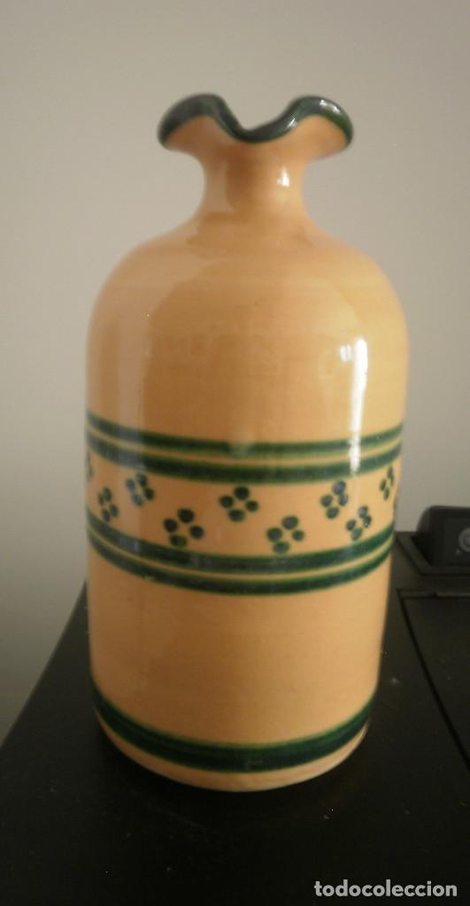 JARRA DE CERÁMICA (Antigüedades - Porcelanas y Cerámicas - Lucena)