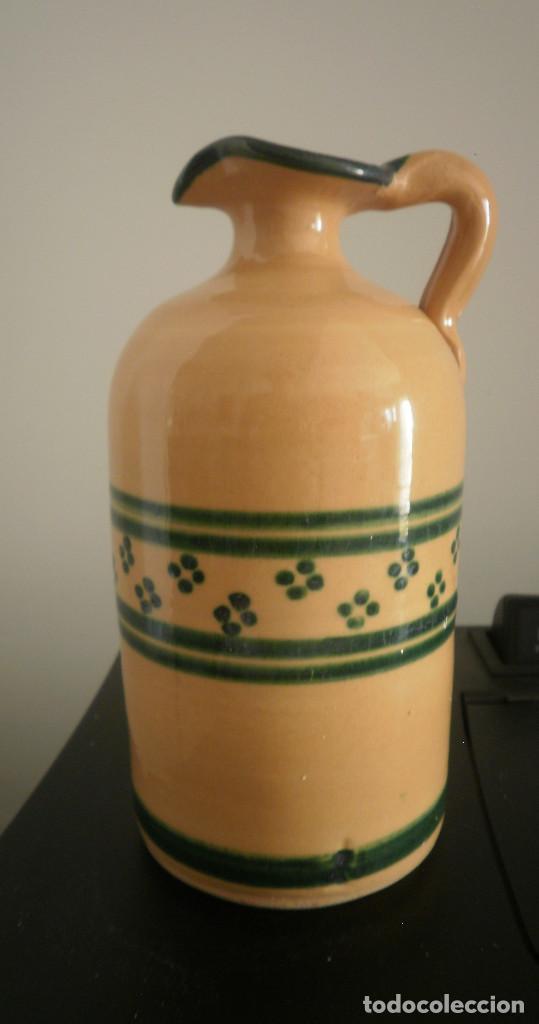 Antigüedades: Jarra de cerámica - Foto 2 - 216008577