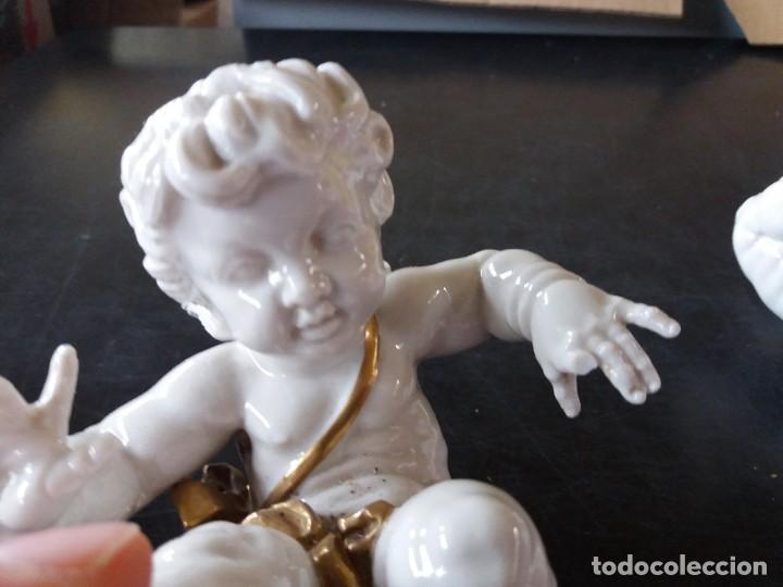 Antigüedades: LOTE ÁNGELES DE ALGORA CON DEFECTOS - Foto 2 - 216367361