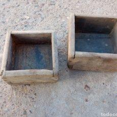 Antigüedades: LOTE DE 2 CELEMINES ANTIGUOS.. Lote 216383862