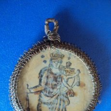 Antigüedades: (ANT-200901)RELICARIO DOBLE CARA. Lote 216416847