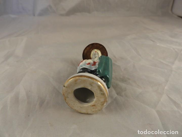 Antigüedades: ANTIGUA FIGURA DE PORCELANA CHINA - Foto 6 - 216475412