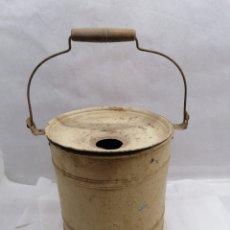 Antigüedades: CUBO LAVABO. Lote 216488538