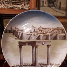 Antigüedades: AVILA. PLATO.. Lote 216521393