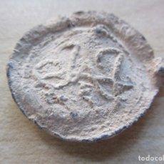 Antigüedades: CURIOSO PLOMO ANTIGUO COMPLETO POSIBLE S XVIII-XIX. Lote 216532960