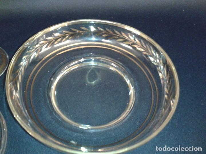 Antigüedades: Copón. Hostiario. Cristal. Posiblemente La Granja. Segovia. Principios del siglo XIX. - Foto 6 - 216545588