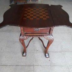 Antigüedades: MESA DE JUEGO. Lote 216545706