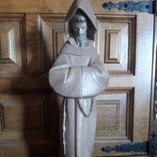 Antigüedades: EL MONJE, FIGURA DE PORCELANA DE LLADRO. Lote 216567581