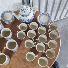Antiguidades: PRECIOSO JUEGO DE CAFÉ, MADE ON GERMANY.. Lote 216568392