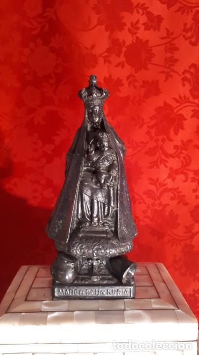 Antigüedades: VIRGEN DE NURIA. - Foto 2 - 216603680