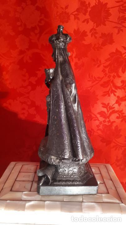 Antigüedades: VIRGEN DE NURIA. - Foto 3 - 216603680