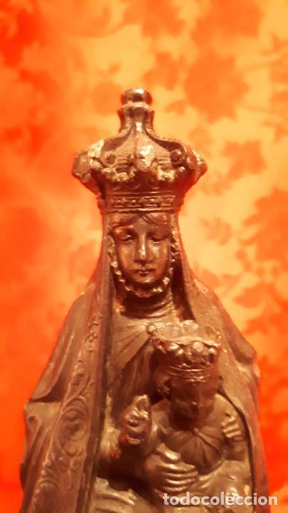 Antigüedades: VIRGEN DE NURIA. - Foto 6 - 216603680
