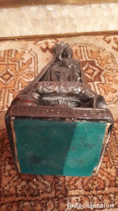 Antigüedades: VIRGEN DE NURIA. - Foto 7 - 216603680