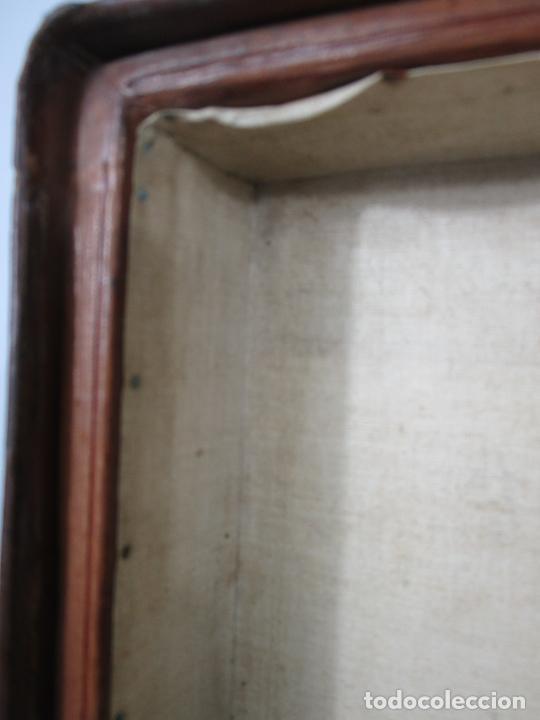 Antigüedades: Maleta - Louis Vuitton - Madera y Cuero - Año 1890-1919 - Foto 28 - 216637271