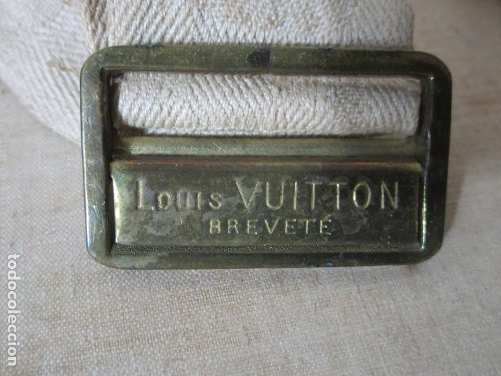 Antigüedades: Maleta - Louis Vuitton - Madera y Cuero - Año 1890-1919 - Foto 35 - 216637271