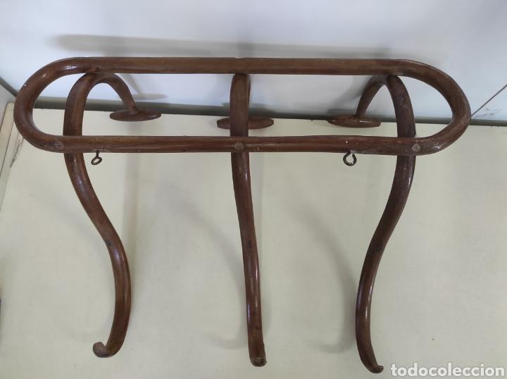 Antigüedades: Perchero estilo Thonet - Foto 5 - 216679271
