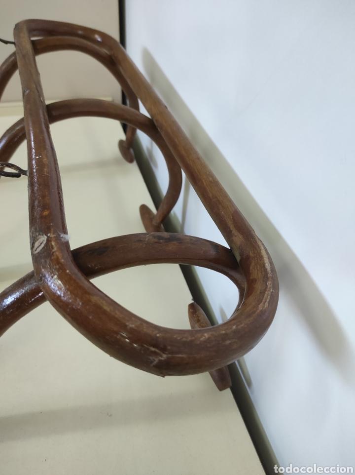 Antigüedades: Perchero estilo Thonet - Foto 6 - 216679271