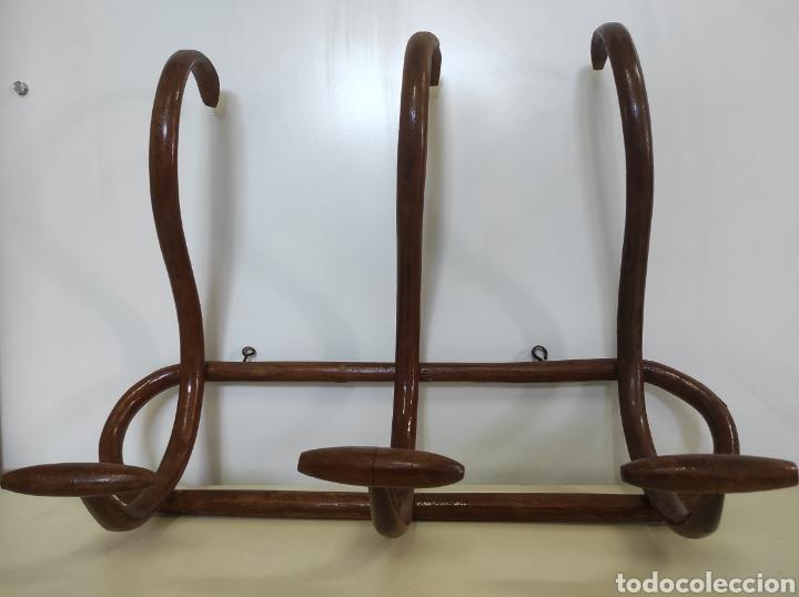 PERCHERO ESTILO THONET (Antigüedades - Hogar y Decoración - Otros)