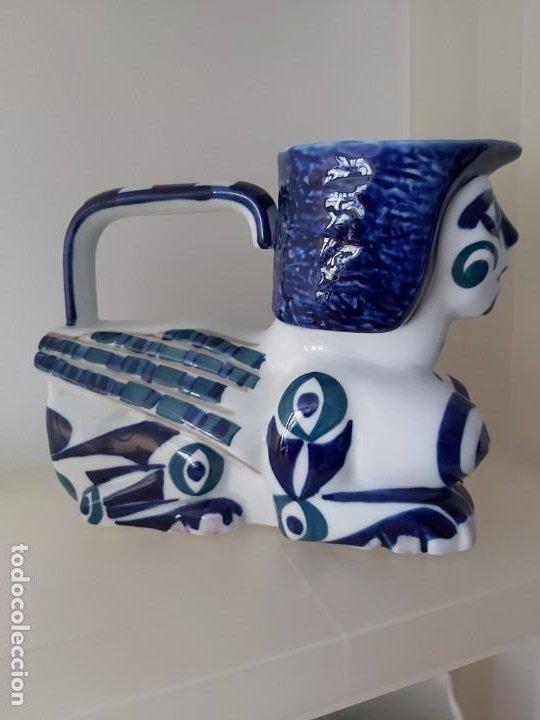 Antigüedades: Gran Jarra Esfinge Sargadelos. Isaac Diaz Pardo - Foto 19 - 216714592