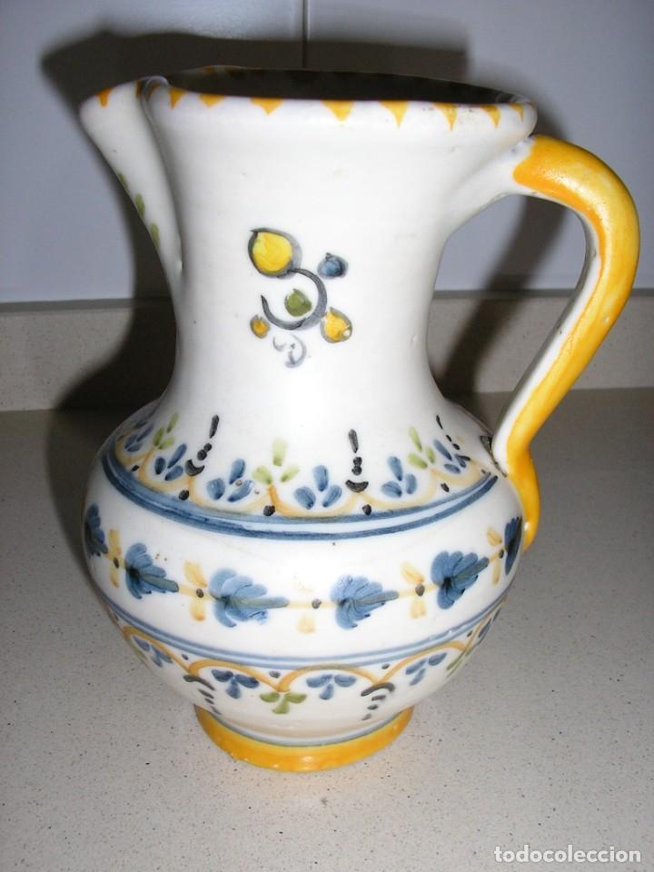 JARRA DE TALAVERA (Antigüedades - Porcelanas y Cerámicas - Talavera)