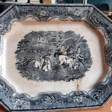 Antiquités: ANTIGUA FUENTE CARTAGENA 38X29 CM. Lote 216777092