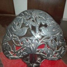 Antigüedades: ATRIL DE HIERRO FUNDIDO,,ESMALTADO. Lote 216799475