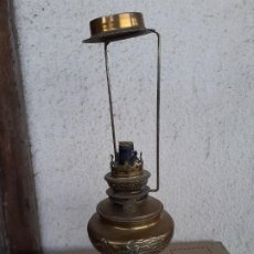 Antigüedades: LAMPARA DE PETROLEO. Lote 216825206