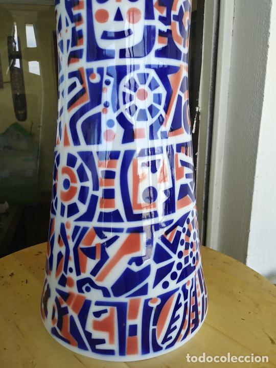 Antigüedades: Grifo porcelana Sargadelos cerveza Estrella Galicia - Foto 3 - 247721665