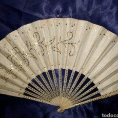 Oggetti Antichi: ABANICO DE ESQUELETO 1740-1780S. Lote 241905420