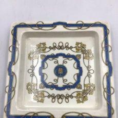 Antiquités: CENICERO PORCELANA SAN CLAUDIO. Lote 216995463