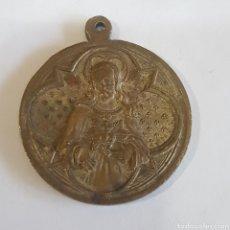 Antigüedades: MEDALLA RELIGIOSA. Lote 216998522
