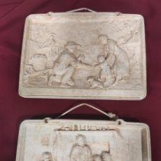 Antigüedades: ESCAYOLA FRANCESA PLÂTRE AÑOS 60. Lote 217048517